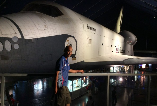 Space – A Place to Dream, Imagine and Learn